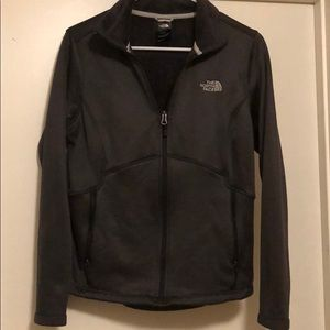 North Face Fleece Lined Jacket/Sweater